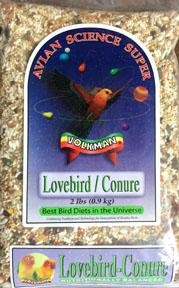 Volkman's Avian Science Super Lovebird/Conure Seed Mix