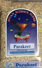 Volkman's Avian Science Super Parakeet Seed Mix