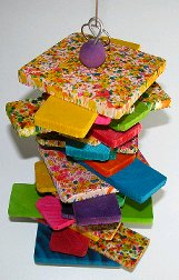 SPECKtacular Stack the Deck Wood Toy