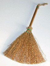Click for a larger photo of the Straw Broom