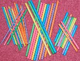 "Click for larger photo of ""Paper Sticks"""